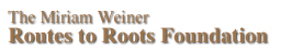 Routes to Roots Foundation, Inc.